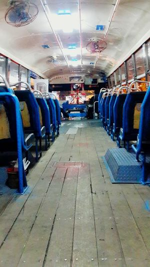 Thailand Bkk City Bus Tonight Back Homel Latenight Everyday The City Light