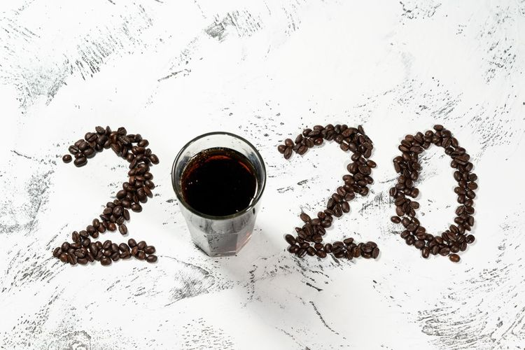 Cola 2020 Cup Drink Refreshment Food And Drink Mug Coffee Coffee Cup Coffee - Drink Text No People Indoors  Freshness High Angle View Directly Above Still Life Western Script Communication White Background