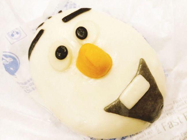 Familymart Olaf Chocolate