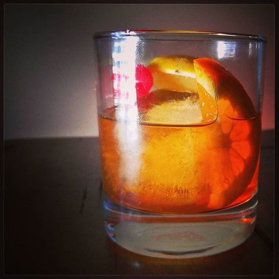 Maybe not the only way to end a Friday in the office but possibly the best way. Madmen Oldfashioned Whistlepig RYE Whisky Whiskey Libation Booze Drink Beauty Tgif
