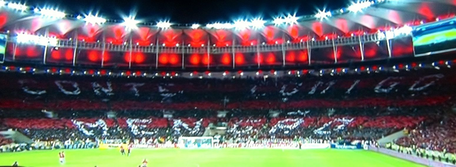 Flamengo CopadoBrasil Supporters Passion