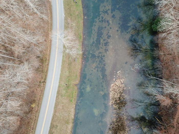 Aerial Shot DJI Mavic Pro Landscape Nature No People Outdoors Scenics Tree Water