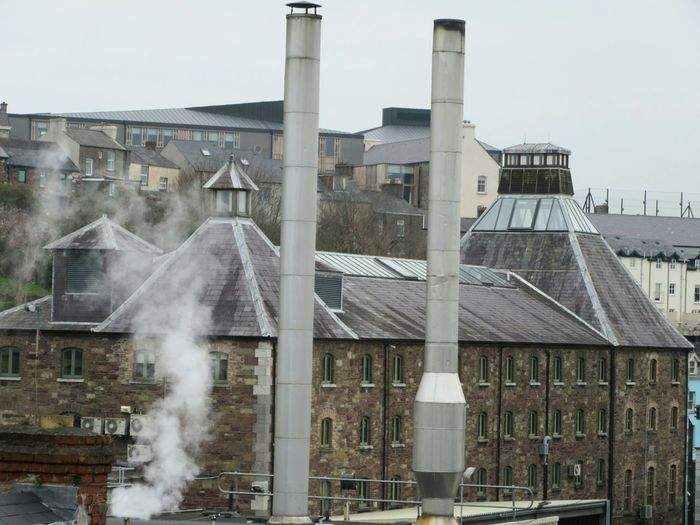 Brewery buildings Brewery Brewing Beer Industrial Architecture Industrial Landscapes Industrial PhotographyCork City Ireland