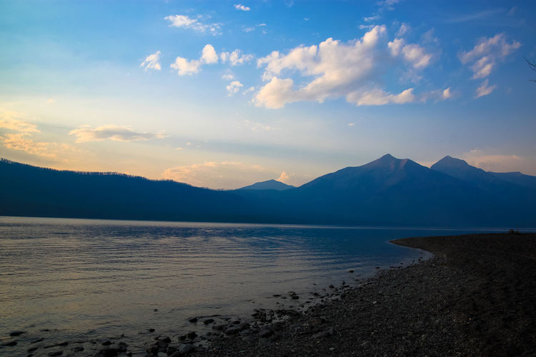 Lake McDonald,