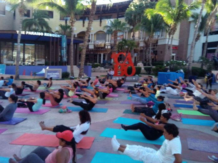yoga puerto