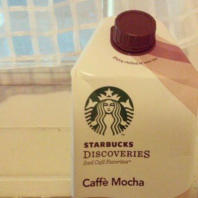 Sometimes Starbucks is just too far. Starbucks Discoveries Icecoffee Mocha home love addict coffee