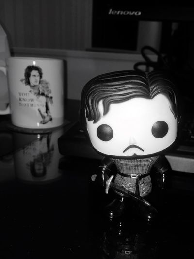 Got Gameofthrones Game Of Thrones Jon Snow Stark Targaryan Office At Work