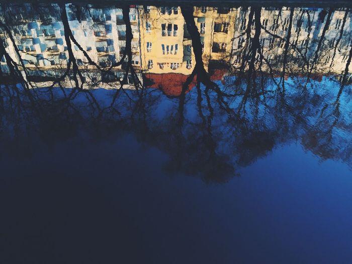 Berlin Reflection Water Sopretty Prettycity Prettyshitty