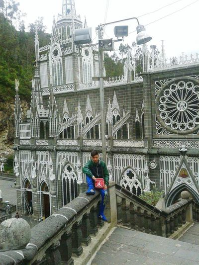 Colombia Las Lajas Cathedral One Person Day
