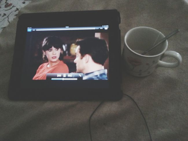 new girl and tea sunday New Girl Sunday Tea Evening