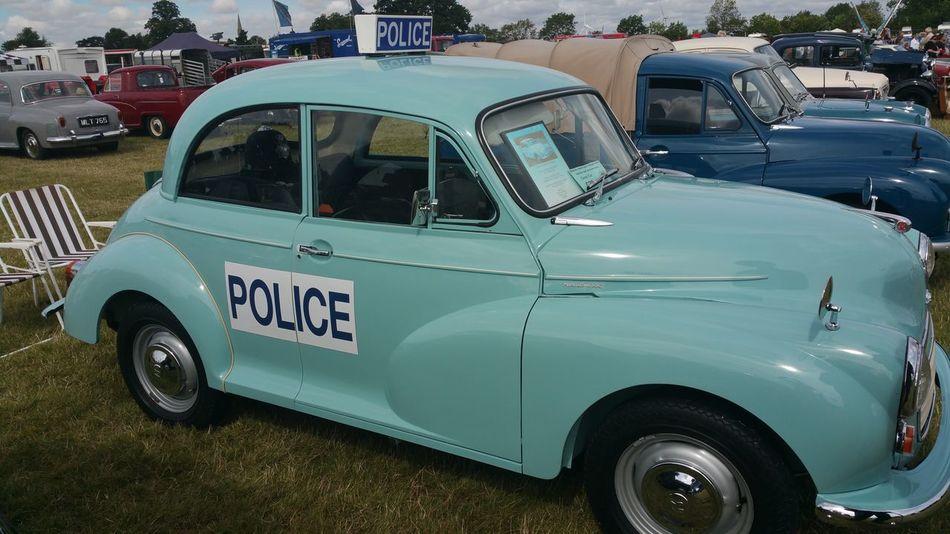Vintage Cars Police Car Morris Minor 1000 Show Condition Ramsey Vintage Car Show 2015 Samsung Galaxy Note 4