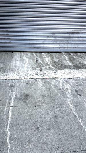 Shades Of Grey Grey Streetphotography Street Photography Pattern Pieces Metal Work Concrete Door Metal Grey!