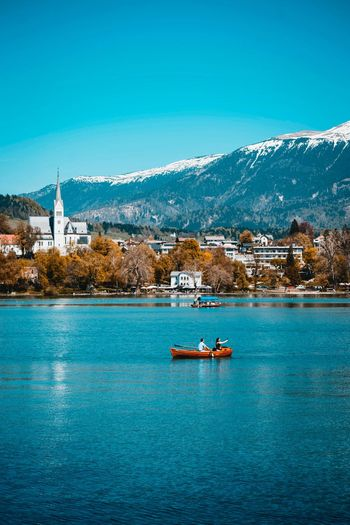 Bled singles Bled Slovenia Water Nautical Vessel Transportation Blue Mode Of Transportation Waterfront Nature Day Scenics - Nature Tree Architecture Travel Turquoise Colored Outdoors Beauty In Nature Mountain Sky Plant Sea No People The Great Outdoors - 2018 EyeEm Awards