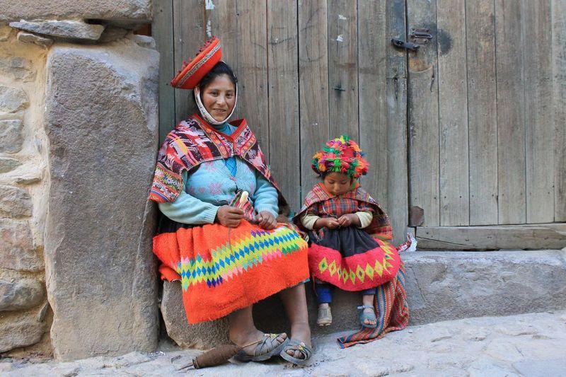Cusco Pisac Perú Valle Sagrado