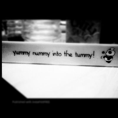 Yummy Panda ! Foodtag Foodporn Igfame Igiers Instaphoto instadaily photooftheday