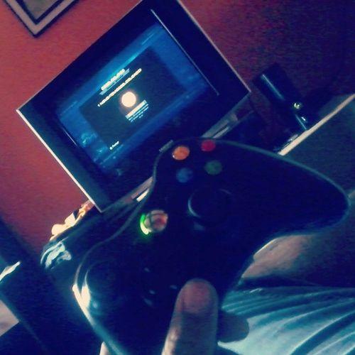 Aehooo, bora joga um Xbox360 aqui.. Codghost Xboxlive Blackvenom074