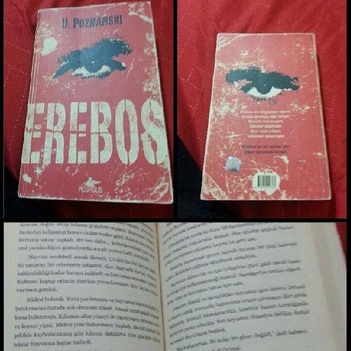 Love Books Erebos Book red eye like poznanski