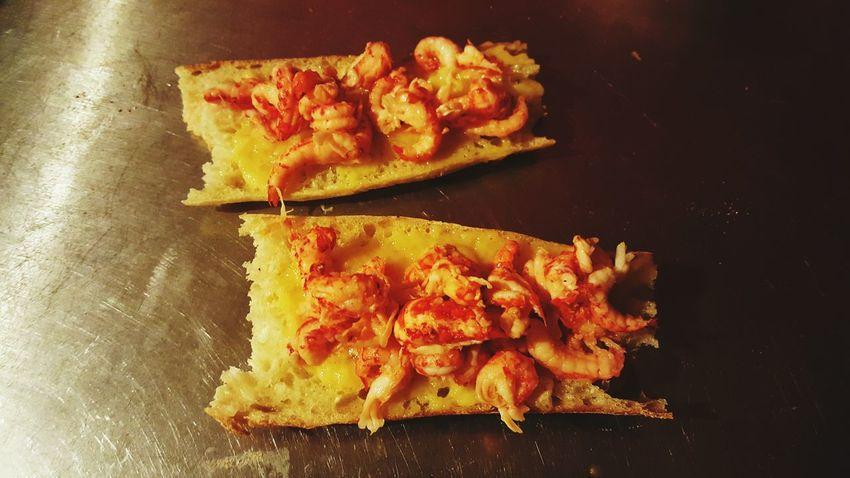 Mayonnaise maison queue d'écrevisses un vrai bonheur Enjoying Life Paris ❤ Noel2015 Capture The Moment Dinner Relaxing Sandwiches écrevisse