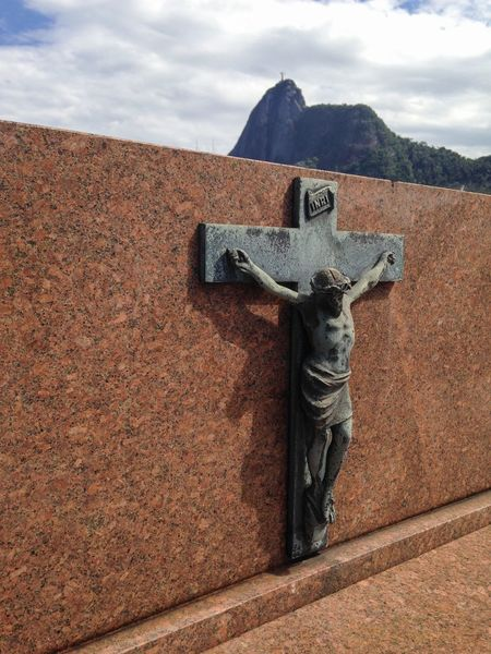 Cemitério De São João Baptista Cemitério De São João Batista Cemitery Rio De Janeiro Rio Brasil Jesus Christ Morte Death Jesus Pmg_jan
