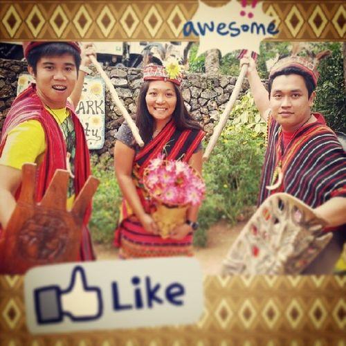 to arms! :D Itsuramo Igorot Baguio Summer summer2014