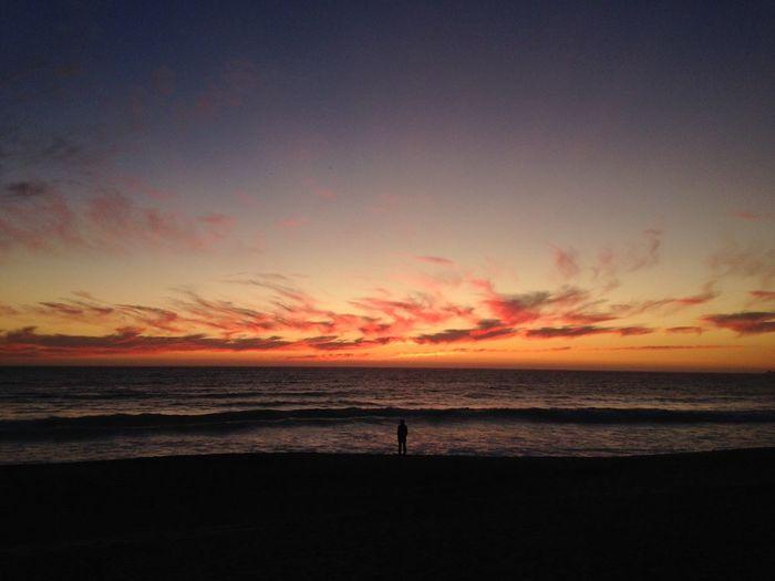 Reñaca Sunset Nofilter Enjoying Life