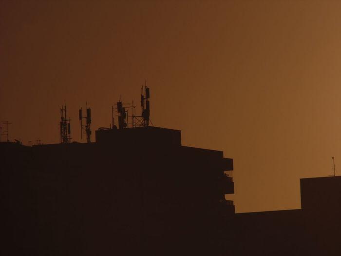 Architecture Built Structure No People Silhouette Sky Sunset Urban Urban Landscape