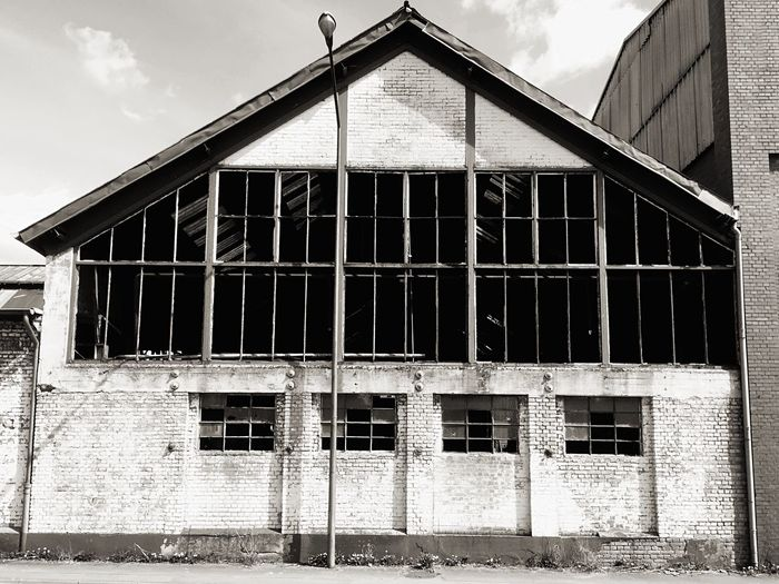 Lostplaces Old Factory Homburg