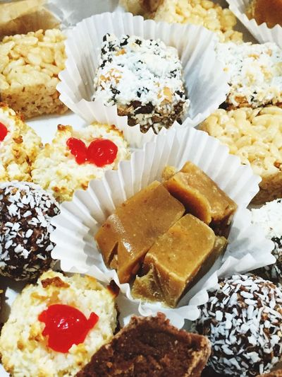 Sweet Squares and Cookie treats Sweet Food Food And Drink Food Dessert Freshness Indulgence Indoors  Unhealthy Eating Ready-to-eat No People Temptation Close-up Day