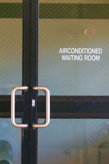 Entrance Office Close-up Communication Door Indoors  Metal No People Official Building Text