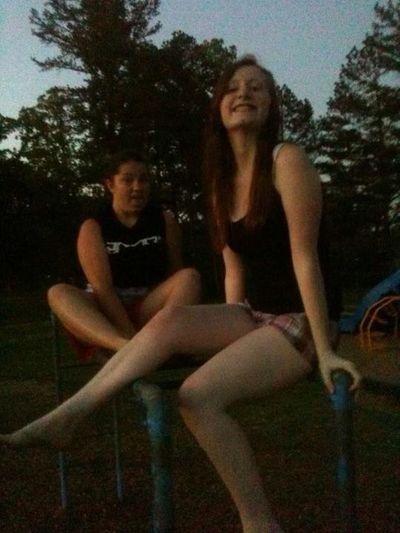 Kat And Me :)