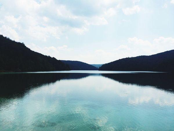 Nature On Your Doorstep Croatia Lake