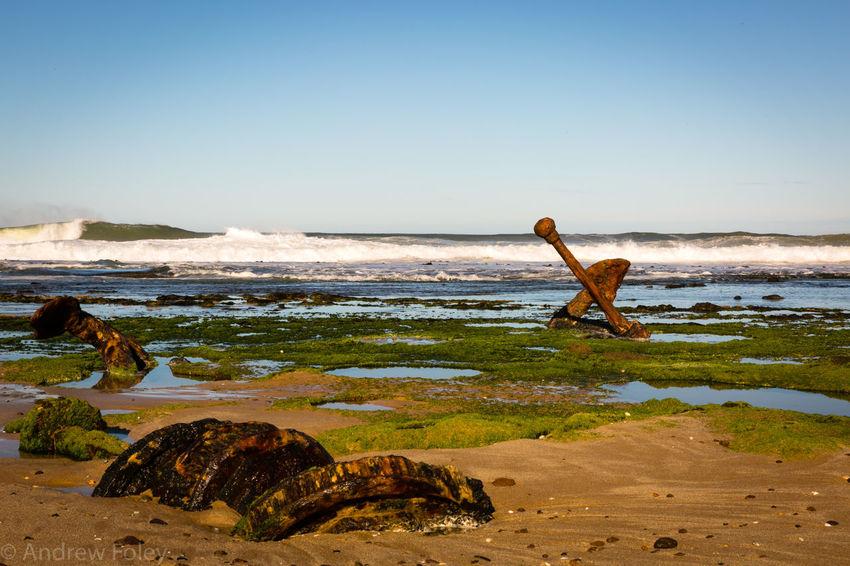 Anchor Australia Bass Strait Beach Day Great Ocean Road Marie Gabrielle Moonlight Head Ocean Ocean View Otway Sea Ship Wreck Sky Victoria Wave Wreck Beach