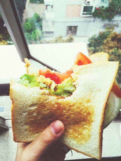 Good morning! Sandwich 1537