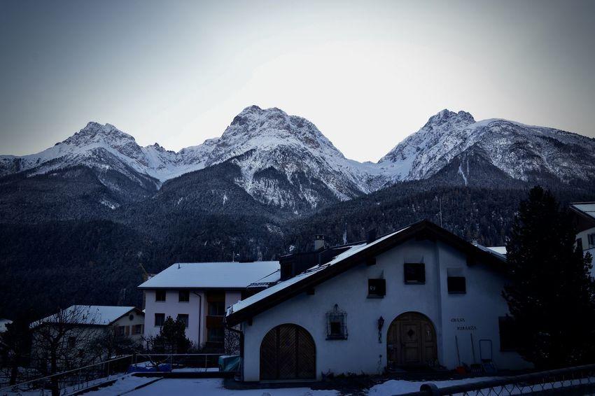 Ospidal Scuol, Scuol, Day Engadin Engadin Tourismus Engadin_sweet Home Engadina Engadine Switzerland Engadiner Panorama Engiadina Engiadinabassa No People Outdoors
