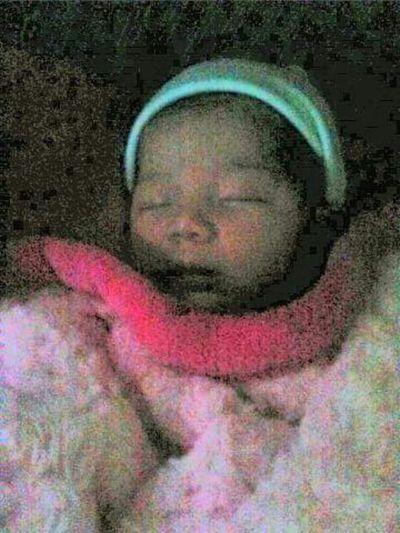 My amigas baby Shes Adorable Adorableness Cutiepie Cutie♥