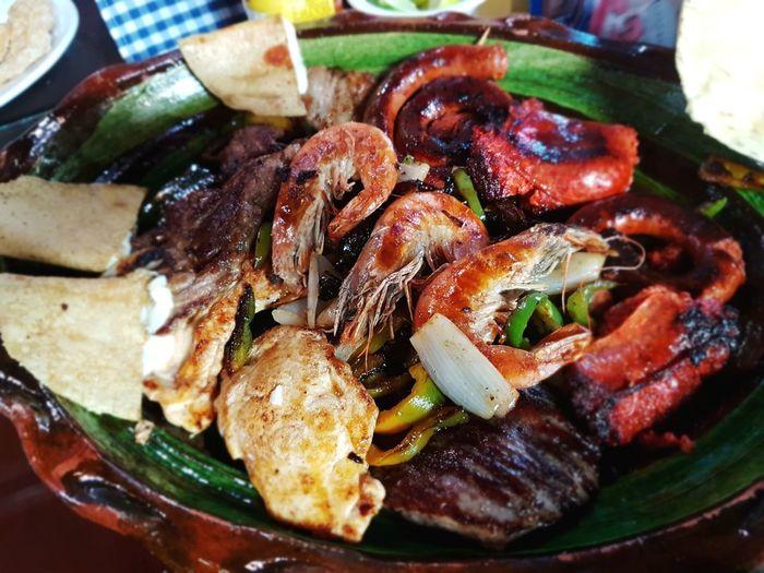 Parrillada Food
