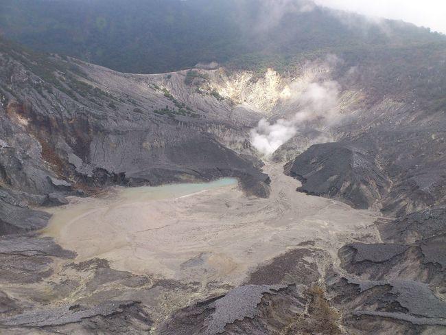 Bandung INDONESIA Indonesia_photography Mountain Scenary Tangkubanperahumountain Volcano Volcano Landscape