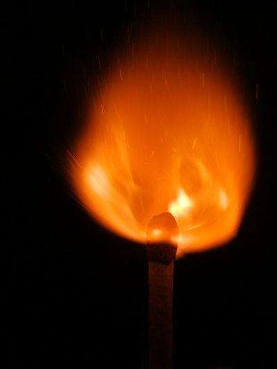 Flame Heat - Temperature Burning Orange Color Sulphur Danger No People Black Background Molten Close-up EyeEmNewHere EyeEm Selects The Week On EyeEm Burning Flame