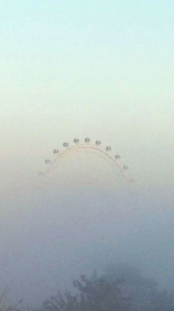 Outdoors Morning Light Foggy Morning Orlandoeye Travel Destinations Built Structure Embrace Urban Life
