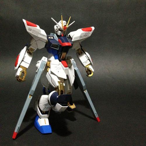 Gundam Strikefreedom Fullburstmode Mastergrade