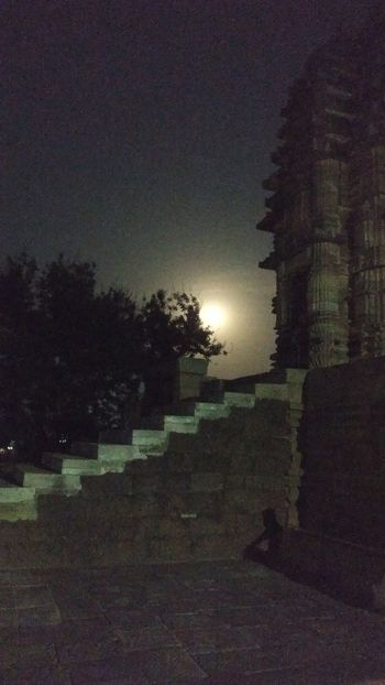 No DSLR Night Outdoors Illuminated