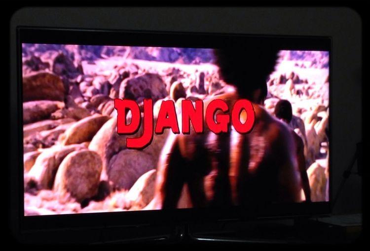 Quentin Tarantino... Django!