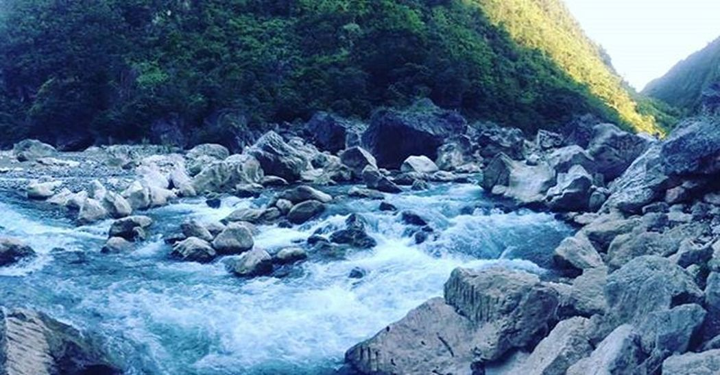 My love for you is as strong as the river's current. 💜💜🌊🌊 TinipakRiver Rizalprovince Philippines Philippinetourism Travel