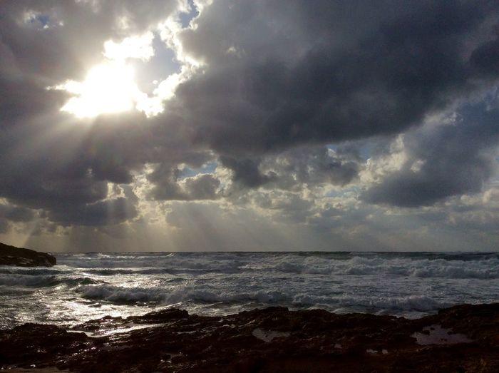 Israel Sea And Sky Sea