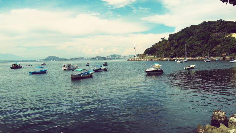 Urca Beach Rio De Janeiro, Brazil