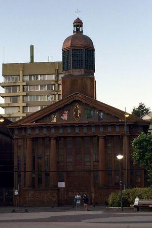 Chile Chapel Iglesia Jesus Travel