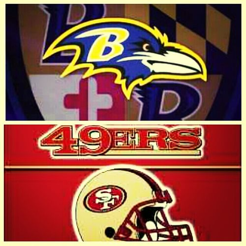 who are you for? 49ers or the Ravens