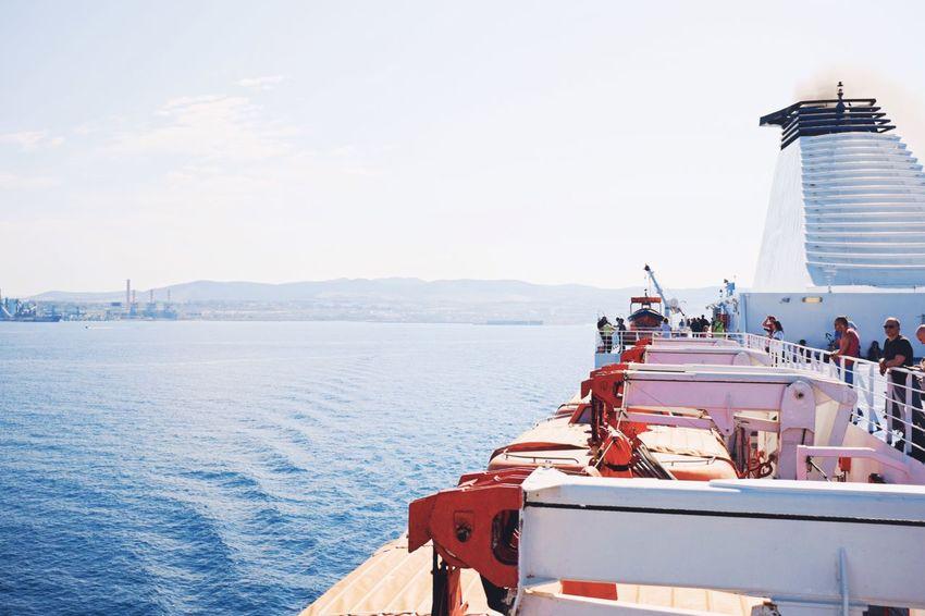 Ferryboat // Priime Priimephoto Ferry On The Ferry Ferryboat Ferry Views Port FUJIFILM X100S X100S Fuji X100s