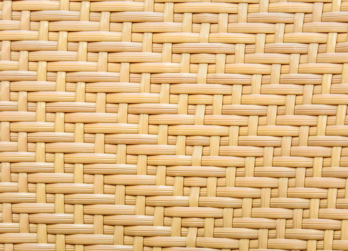 Backgrounds Bamboo - Material Beige Brown Close-up Clothing Crisscross Full Frame Hat Indoors  Intertwined Man Made Object Material No People Pattern Straw Textile Textured  Wicker Woven