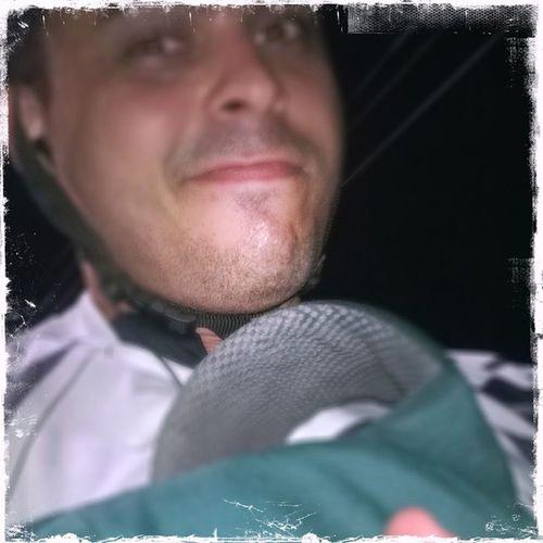 A big shot !! 40km Night Bike Hipstamatic Oggl Loftus Kodotxgrizzled